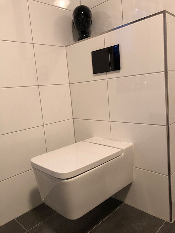 Sanitär Toilette